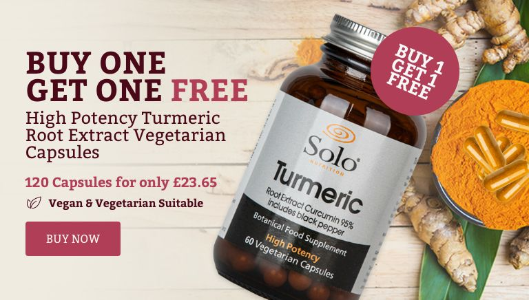 Solo Turmeric Buy One Get One Free