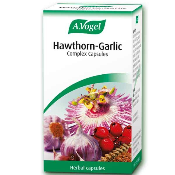 A Vogel Hawthorn-garlic Complex 150 Capsules