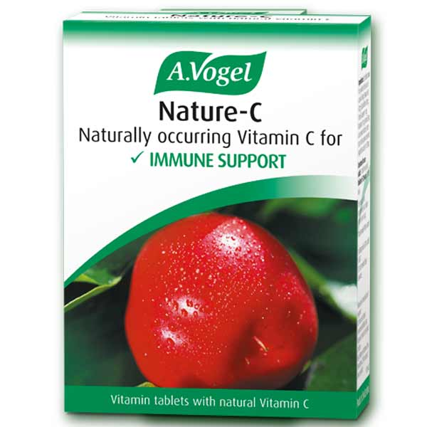 A. Vogel Nature-c Acerola Cherry (chewable) 36 Tablets