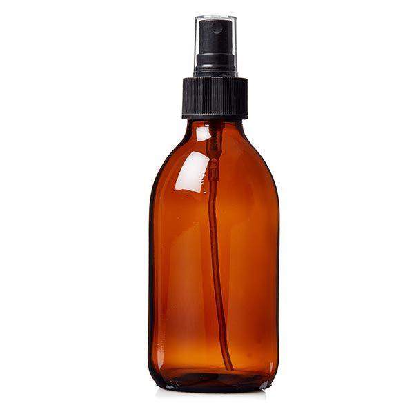 Baldwins Syrup Bottle With Spray Atomiser 250ml