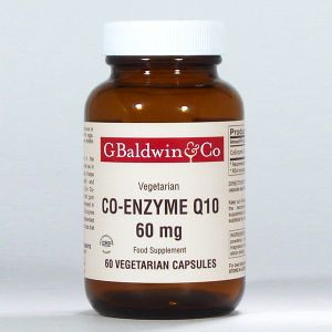 Baldwins Co-enzyme Q10 60mg