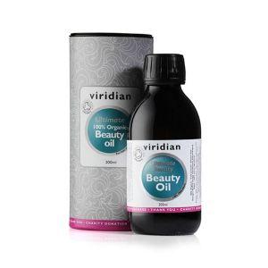 Viridian Ultimate 100% Organic Beauty Oil 200ml
