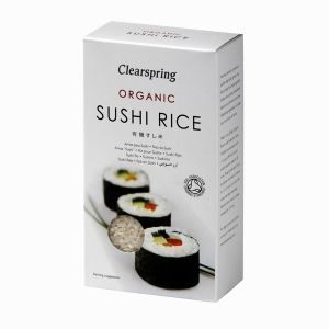 Clearspring Organic Sushi Rice 500g