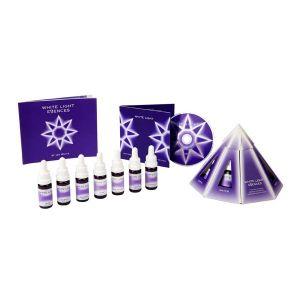 White Light Essences Pyramid Pack