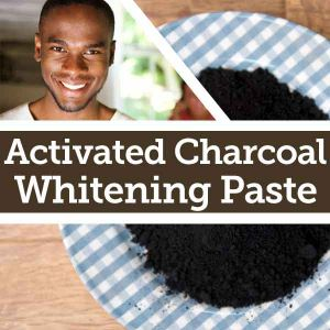 Baldwins Remedy Creator - Activated Charcoal Teeth Whitening