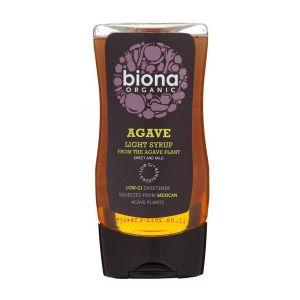 Biona Organic Agave Lo Gi Sweetner 250ml