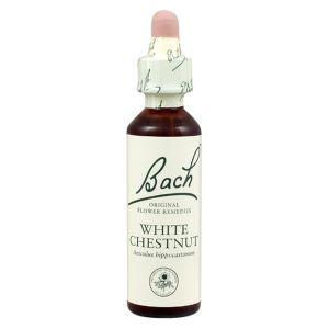 Bach Flower Remedy White Chestnut
