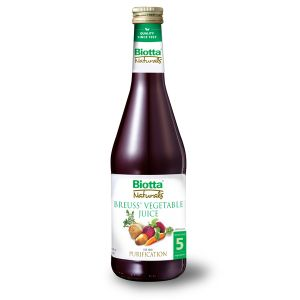 Biotta Organic Breuss Vegetable Juice Mix 500ml