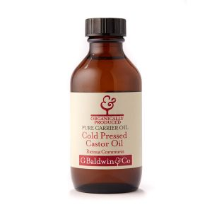 Baldwins Organic Cold-Pressed Castor Base Oil