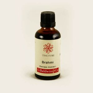Baldwins Brahmi ( Bacopa Monnieri ) Herbal Tincture