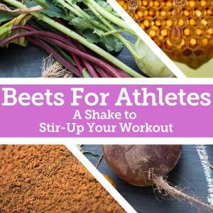 Baldwins Remedy Creator - Beets for Athletes