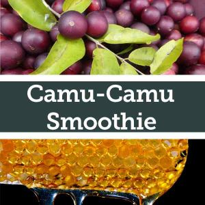 Baldwins Remedy Creator - Camu Camu Smoothie