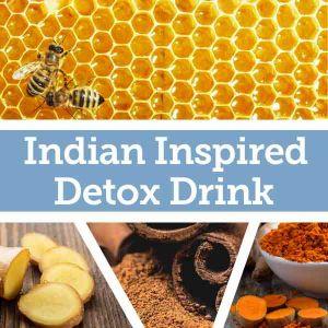 Baldwins Remedy Creator - Indian Inspired Detox Drink
