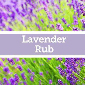 Baldwins Remedy Creator - Lavender Rub