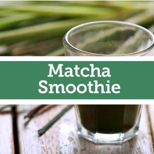 Baldwins Remedy Creator - Matcha Smoothie