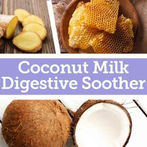 Baldwins Remedy Creator - Coconut Milk Digestive Soother