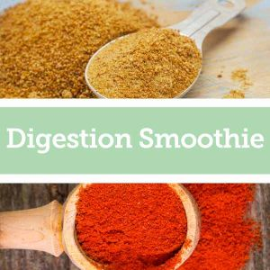 Baldwins Remedy Creator - Digestion Smoothie
