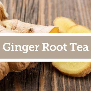 Baldwins Remedy Creator - Ginger Root Tea