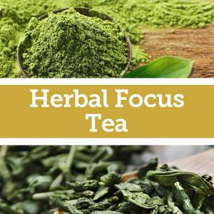 Baldwins Remedy Creator - Herbal Focus Tea