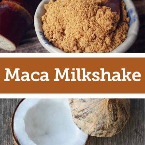 Baldwins Remedy Creator - Maca Milkshake