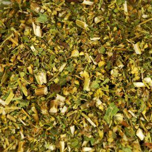 Baldwins Golden Rod Herb ( Solidago Virgaurea )