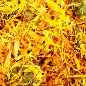 Baldwins Organic Marigold Flowers