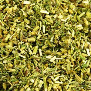 Baldwins Organic Yarrow Herb  ( Achillea Millefolium )