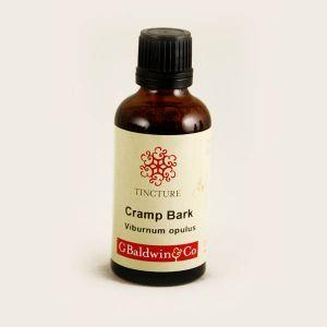 Baldwins Cramp Bark ( Veburnum Opulus ) Herbal Tincture