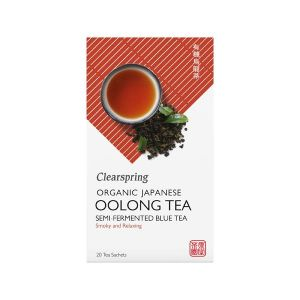 Clearspring Organic Japanese Oolong Tea 20 Teabags