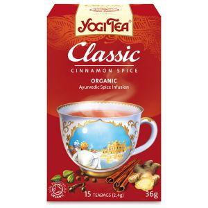 Yogi Classic Organic Tea 17 Bags