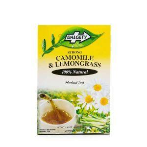 Dalgety Strong Chamomile and Lemongrass 20 Herbal Tea Bags