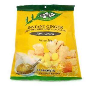 Dalgety Instant Ginger Tea Granules 30 Tear & Pour Sachets