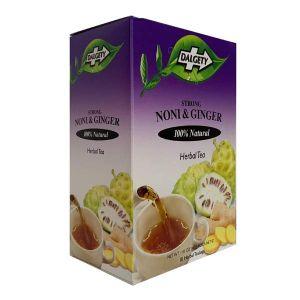 Dalgety Stong Noni & Ginger 18 Tea Bags