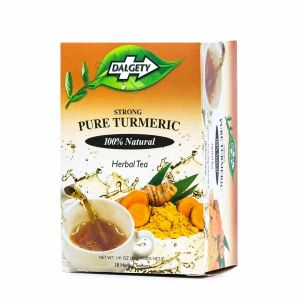 Dalgety Strong Pure Turmeric 18 Tea Bags