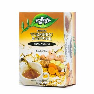 Dalgety Strong Turmeric & Ginger 18 Tea bags