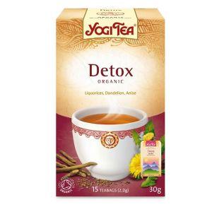 Yogi Detox Organic Tea 17 Teabags
