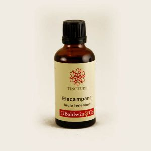 Baldwins Elecampane ( Inula Helenium ) Herbal Tincture