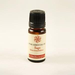 Baldwins Sage (Spanish) Essential Oil ( Salvia lavandulifolia )