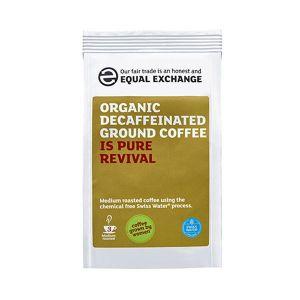 Equal Exchange Organic Decaffeinated Coffee 227g