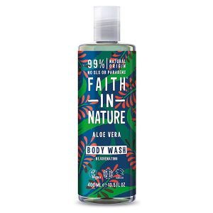 Faith In Nature Aloe Vera Bodywash 400ml