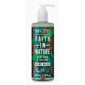 Faith In Nature Tea Tree Hand Wash 400ml