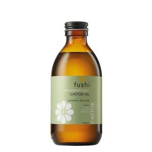 Fushi Organic Cold-Pressed Castor Oil 250ml