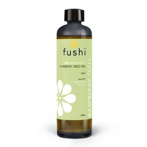 Fushi Organic Cold-Pressed Raspberry Seed Oil 100ml