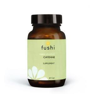 Fushi Organic Wholefood Cayenne 60 Capsules