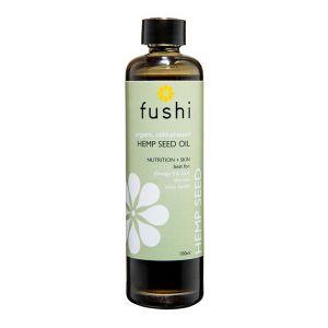 Fushi Organic Cold-Pressed Hemp Seed Oil 100ml