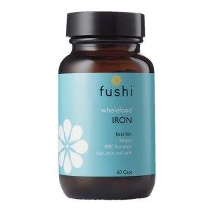 Fushi Wholefood Iron 60 Capsules