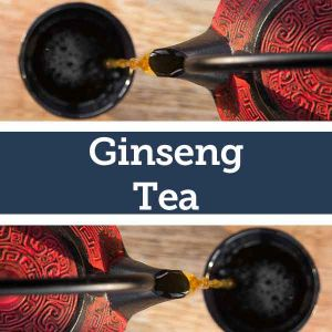 Baldwins Remedy Creator - Ginseng Tea