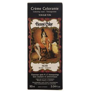 Henne Color Black 90ml