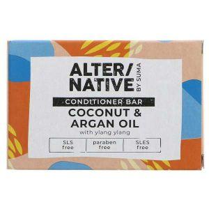 AlterNative by Suma Coconut & Argan Conditioner Bar 90g