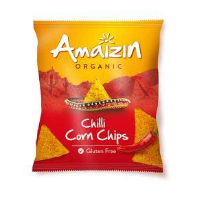 Amaizin Chili Corn Chips 75g